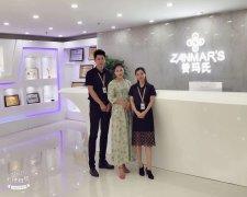 热烈祝贺湖北随州潘女士成功加盟赞玛氏新零售进口美妆连锁